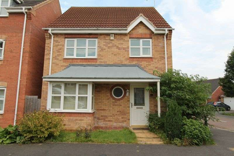 3 Bedrooms Detached House for sale in Saxthorpe Road, Leicester