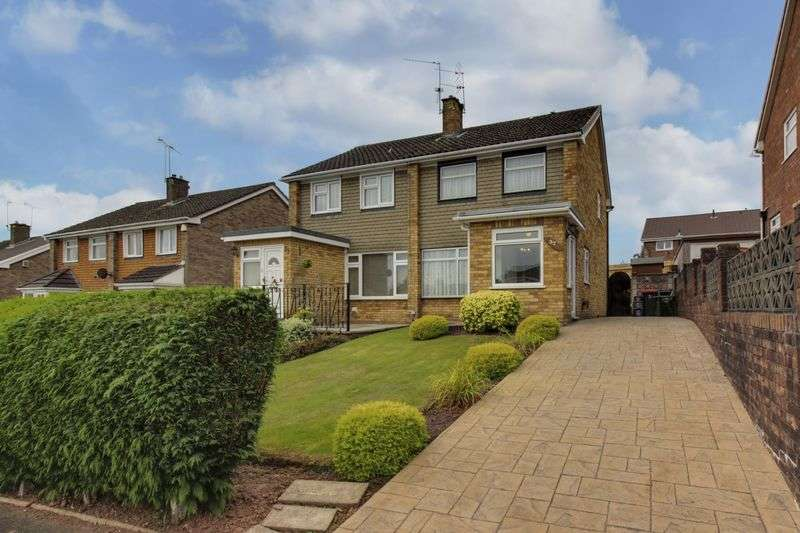 3 Bedrooms Semi Detached House for sale in Rowan Way, Newport