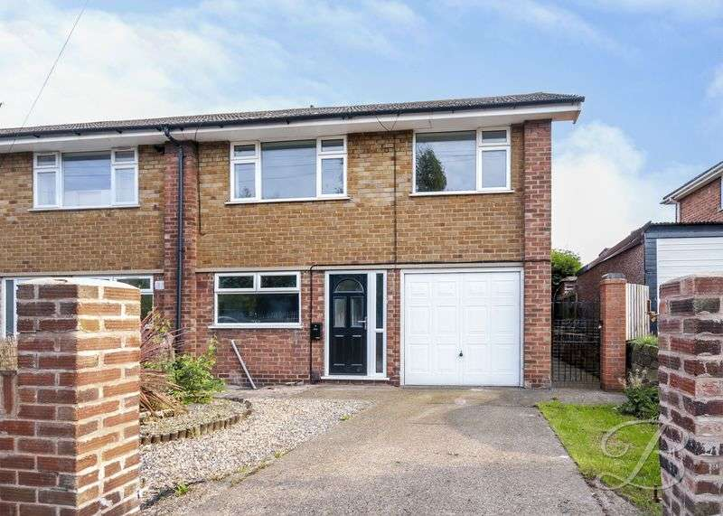 3 Bedrooms Terraced House for sale in Westdale Road, Mansfield