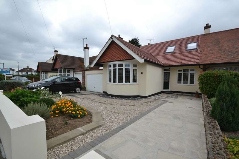4 Bedrooms Semi Detached House for sale in Taunton Drive, Westcliff-On-Sea, Essex, SS0