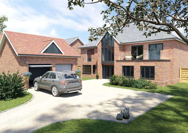 5 Bedrooms Flat for sale in Plot 1 At Silver Copse, Oxford Road, Frilford Heath, OX13
