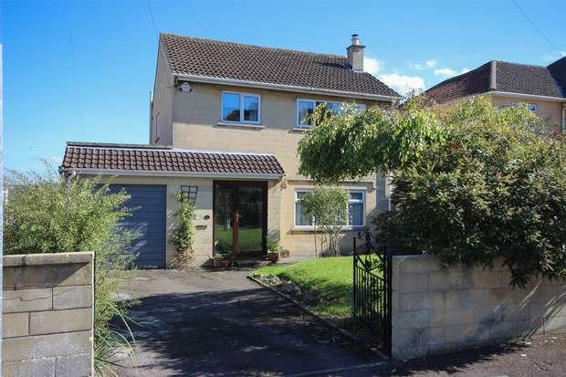 3 Bedrooms Detached House for sale in Southdown Road, Southdown, BATH