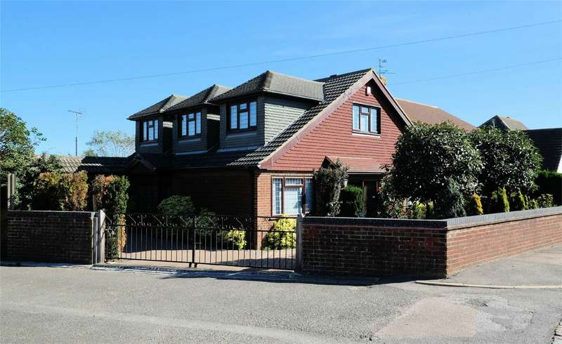 6 Bedrooms Detached House for sale in Long Reach Close, WHITSTABLE, Kent
