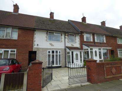 3 Bedrooms Terraced House for sale in Central Way, Speke, Liverpool, Merseyside, L24