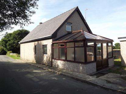 3 Bedrooms Detached House for sale in Penisarwaun, Caernarfon, Gwynedd, LL55