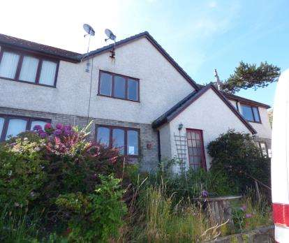2 Bedrooms Terraced House for sale in Red Gables, Penmaenmawr, Conwy, LL34
