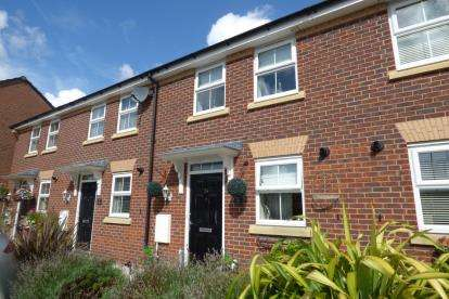 2 Bedrooms Mews House for sale in Nashville Drive, Great Sankey, Warrington, Cheshire, WA5