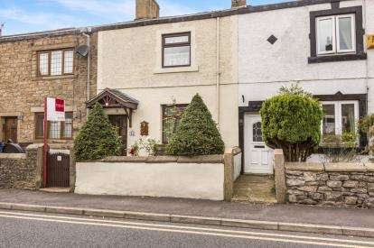 2 Bedrooms Terraced House for sale in Whalley Road, Sabden, Clitheroe, Lancashire