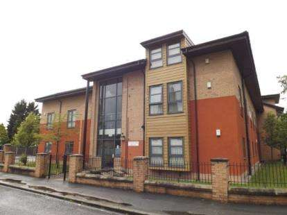 2 Bedrooms Flat for sale in Sopwith Drive, Fallowfield, Manchester, Greater Manchester
