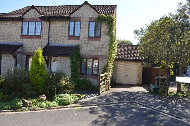 2 Bedrooms Property for sale in Pennycress, Weston-Super-Mare