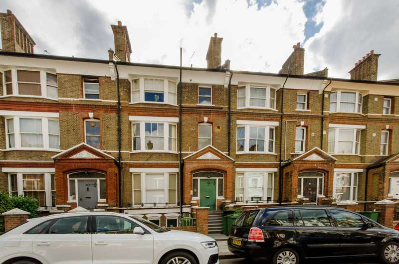 2 Bedrooms Flat for sale in Birchington Road, West Hampstead, NW6