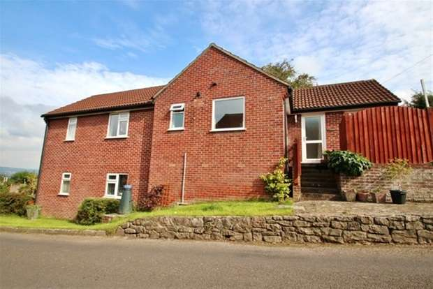4 Bedrooms Detached House for sale in Old Wells Road, Glastonbury