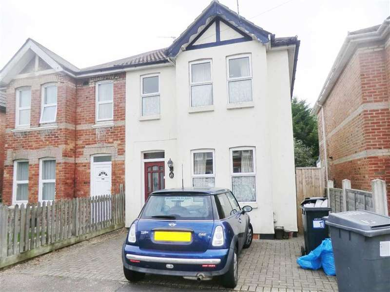 3 Bedrooms House for sale in Malmesbury Park Road, Bournemouth, Dorset
