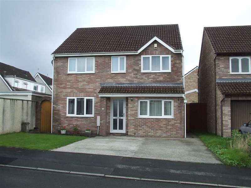 4 Bedrooms Property for sale in Hillbrook Close, Waunarlwydd