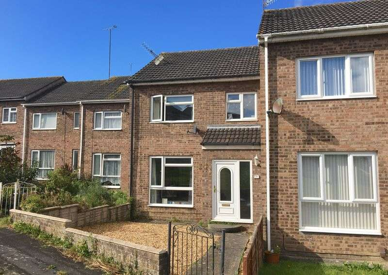 3 Bedrooms Terraced House for sale in Staverton Way, Kingswood, Bristol, BS15 9YR