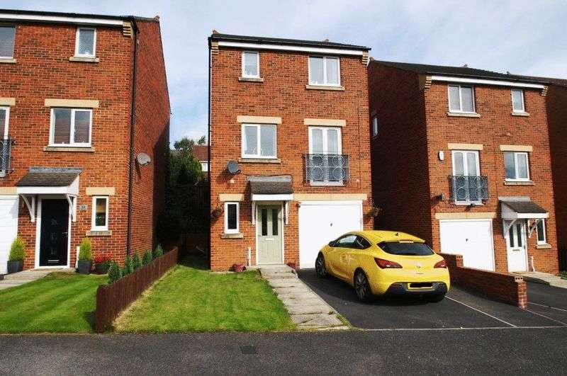 3 Bedrooms Detached House for sale in Welby Drive, Ushaw Moor