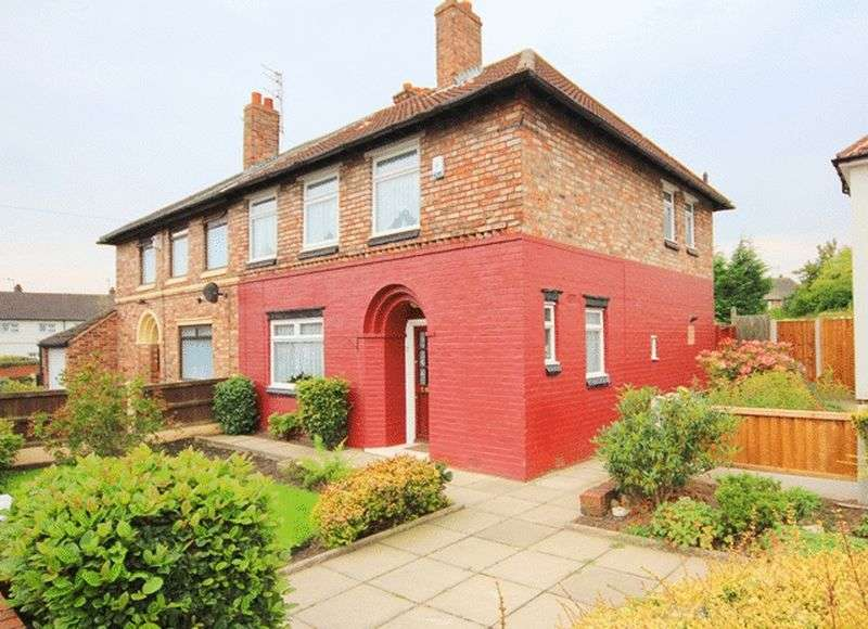 3 Bedrooms Semi Detached House for sale in Leveson Road, Old Swan, Liverpool, L13