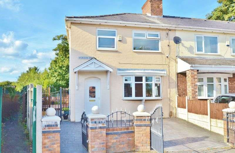 3 Bedrooms Semi Detached House for sale in Verdun Road, Winton