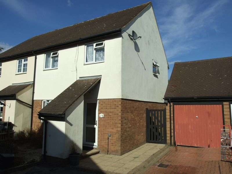 3 Bedrooms Semi Detached House for sale in Keefield, Harlow