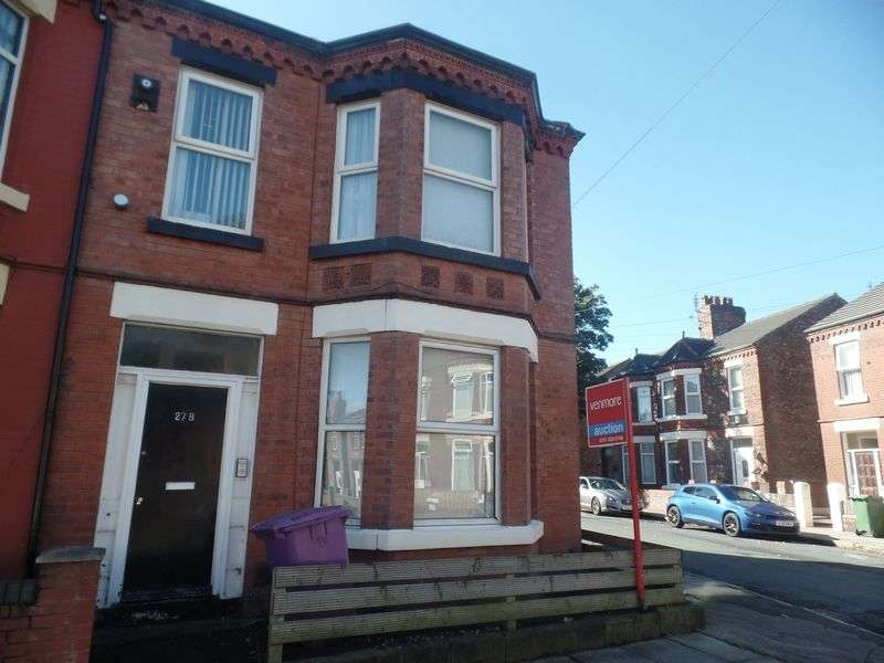 5 Bedrooms House for sale in 27 Hooton Road, Liverpool - For Sale by Auction 26th October 2016