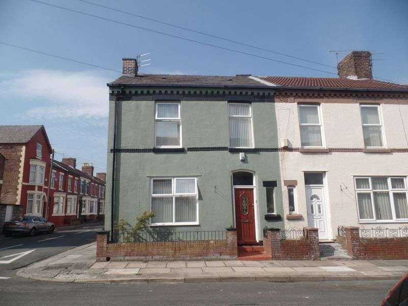3 Bedrooms House for sale in 25 Castlewood Road, Liverpool - For Sale by Auction 26th OCtober 2016