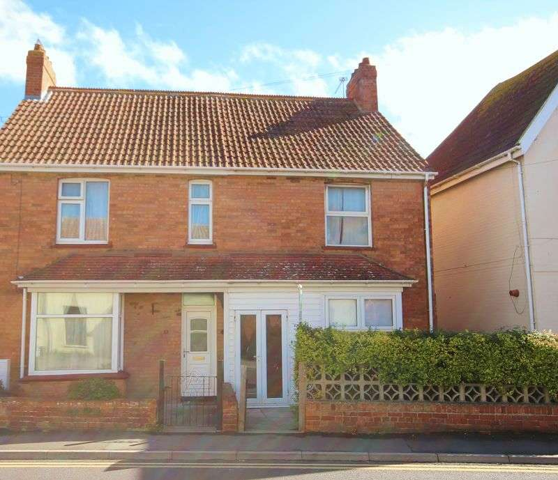 3 Bedrooms Semi Detached House for sale in Oxford Street, Burnham-On-Sea