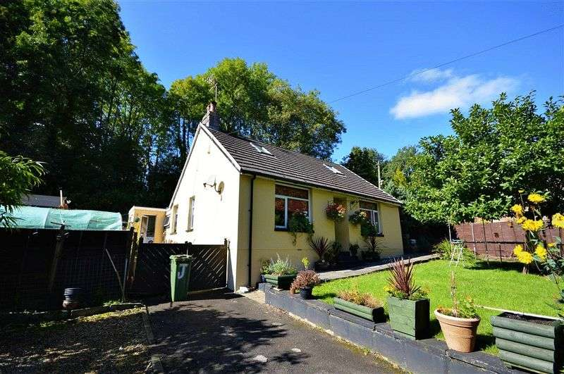 2 Bedrooms Detached Bungalow for sale in Pisgah Hill, Pontypool