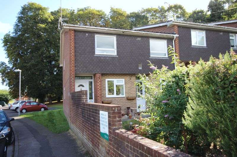 2 Bedrooms Flat for sale in HOLLOWS CLOSE, HARNHAM, SP2