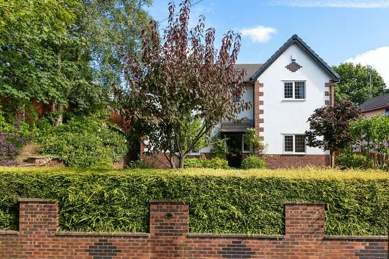 5 Bedrooms Property for sale in Brook House, Dark Lane, Mawdesley, L40 2QU