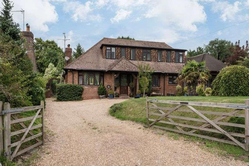 6 Bedrooms Detached House for sale in Underhill Lane, Ditchling, East Sussex,