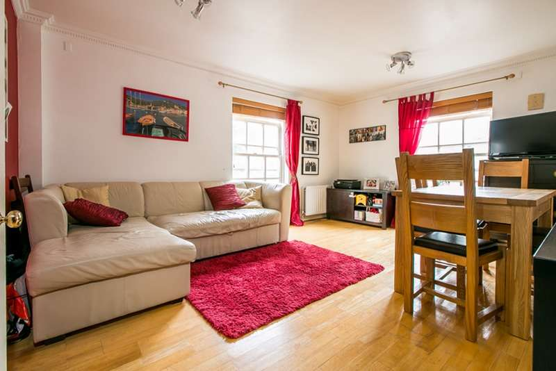 2 Bedrooms Flat for sale in Broomhill Road, London, London, SW18
