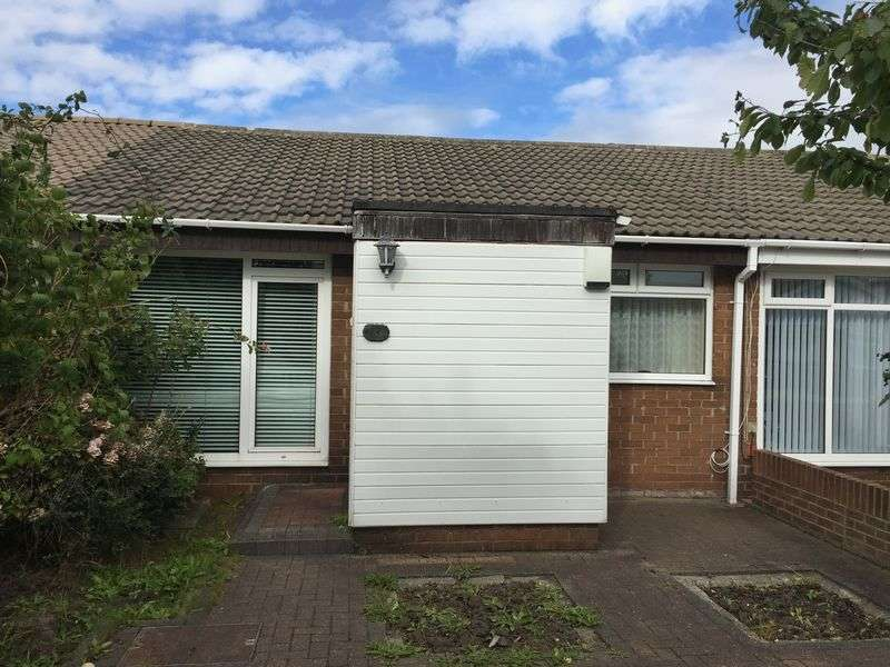 2 Bedrooms Bungalow for sale in Gloucester Way, Jarrow