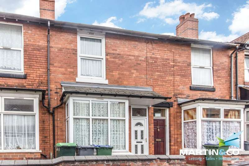 3 Bedrooms Terraced House for sale in Claremont Road, Smethwick, B66