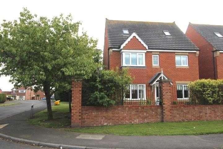 5 Bedrooms Detached House for sale in Sherbourne Villas, Stakeford Lane, Ashington