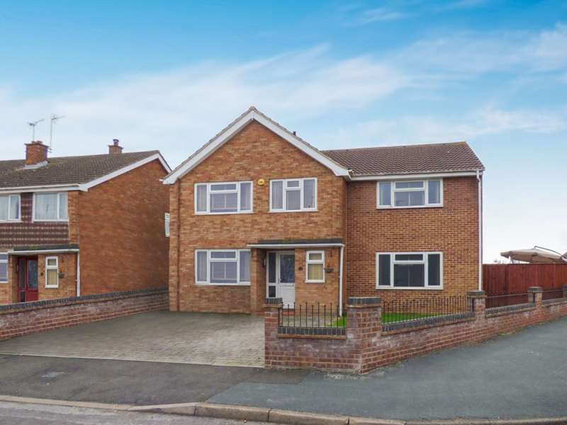 5 Bedrooms Detached House for sale in Davenwood, Swindon, SN2 7LL