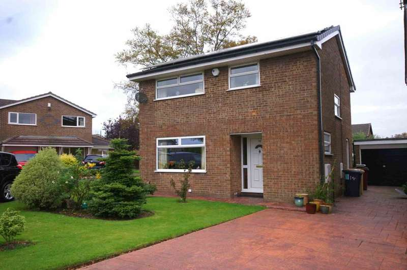 4 Bedrooms Detached House for sale in Thursford Grove, Blackrod
