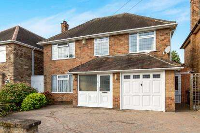 4 Bedrooms Detached House for sale in Arundel Drive, Bramcote, Nottingham