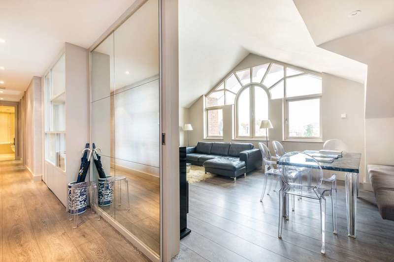 3 Bedrooms Flat for sale in Moscow Road, Bayswater, W2