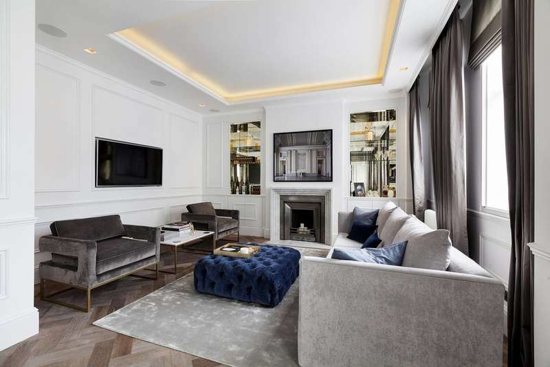 4 Bedrooms Flat for sale in Baker Street, Marylebone, NW1
