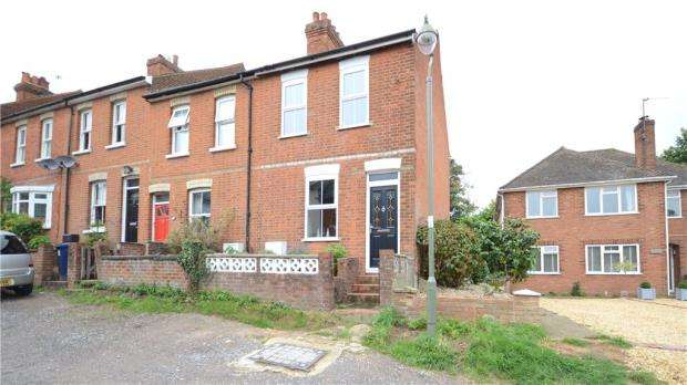 2 Bedrooms End Of Terrace House for sale in Hillside Lane, Farnham, Surrey