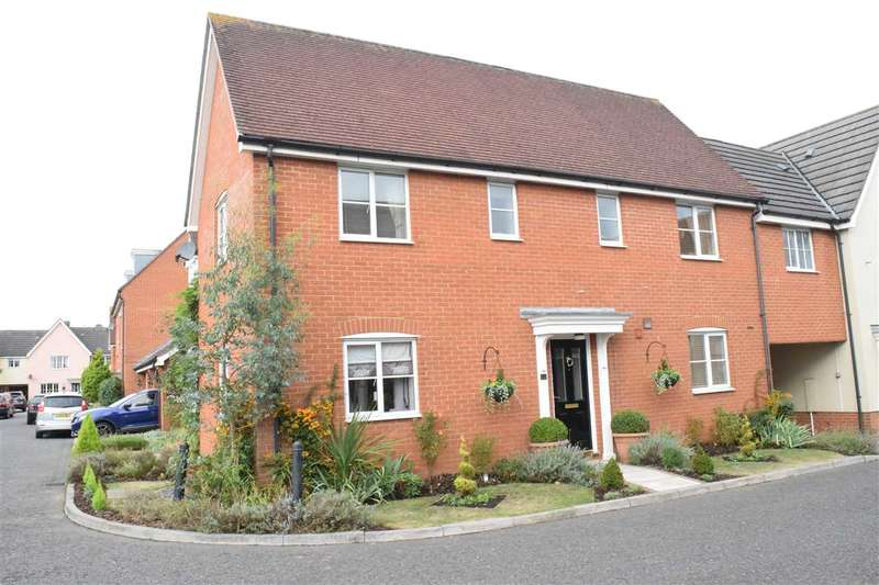 4 Bedrooms Link Detached House for sale in Tapley Road, Newlands Spring, Chelmsford