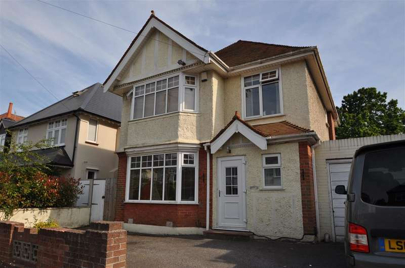 3 Bedrooms Detached House for sale in Parkstone Avenue Lower Parkstone