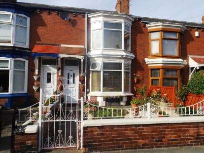 3 Bedrooms Terraced House for sale in Rockcliffe Road, Linthorpe, Middlesbrough, Cleveland