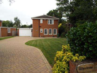 4 Bedrooms Detached House for sale in Hutton Rudby, Yarm, North Yorkshire, Hutton Rudby
