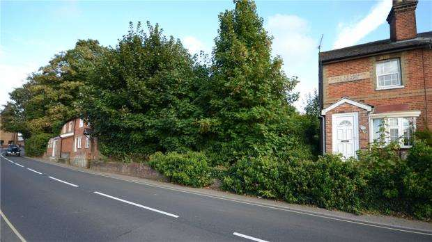 Land Commercial for sale in Winchester Road, Basingstoke