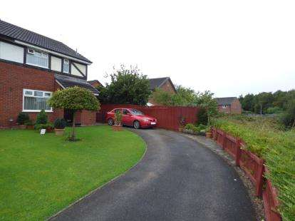 3 Bedrooms Semi Detached House for sale in Browsholme Avenue, Ribbleton, Preston, Lancashire, PR2