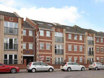 2 Bedrooms Flat for sale in Victoria Park, 4 Valley Road, Sheffield, South Yorkshire