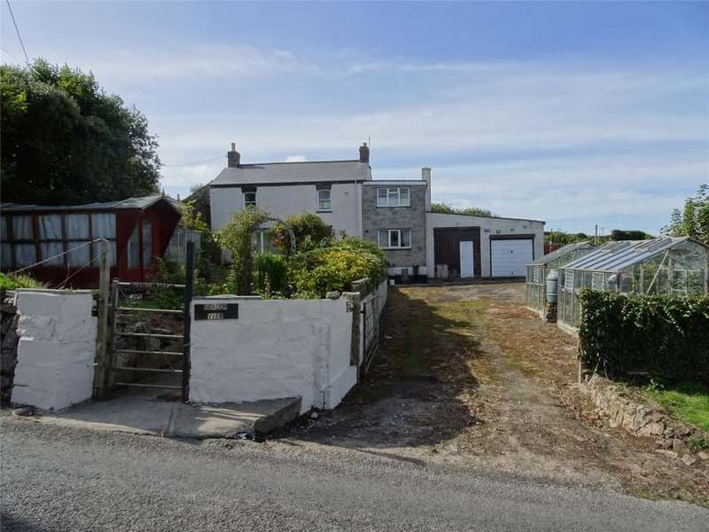 3 Bedrooms Detached House for sale in Chapel Hill, Porthtowan