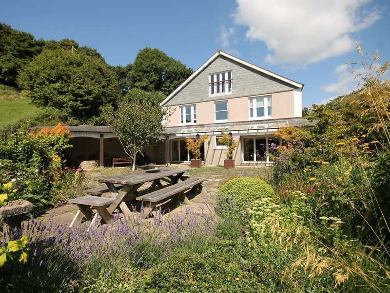 6 Bedrooms House for sale in Avon Mill House, Loddiswell, Kingsbridge