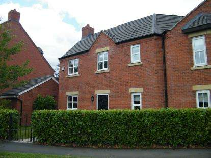 3 Bedrooms Semi Detached House for sale in Winnington Old Lane, Northwich, Cheshire